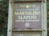 Martuljški slapovi 9.7.2017.