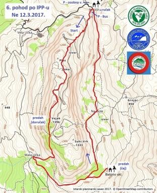 6. Pohod po Istarskom planinarskom putu