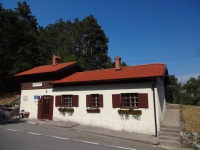 Dom nakon zamjene krova 2013.
