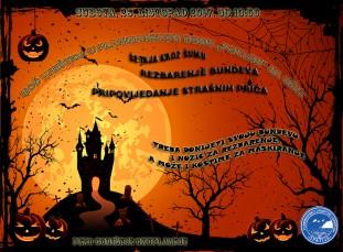 Noć vještica na Poklonu 28.10.2017.